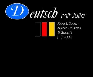 Deutsch mit Julia