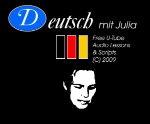 Deutsch mit Julia - NEW DESIGN