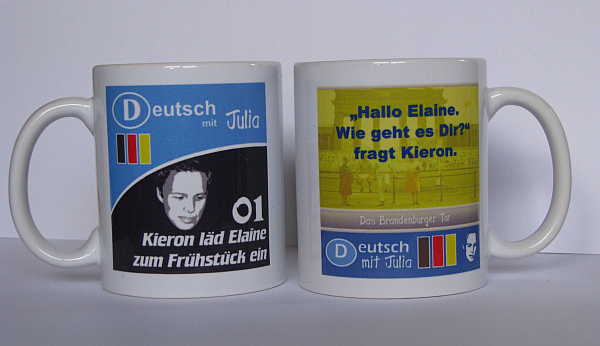 Deutsch mit Julia Mugs 2012